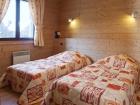 Les Eglantines - Gîte T2 3017 : la chambre 2