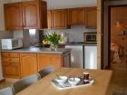 Les Eglantines - Gîte T2 3017 : le coin cuisine