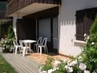 Les Eglantines - Gîte T2 3008 : La terrasse