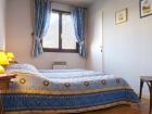 Les Eglantines - Gîte T2 3009 : la chambre 1