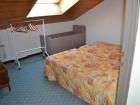 Les Eglantines - Meublé duplex J : la chambre 2