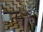Les Eglantines - Meublé duplex J : la salle de bain