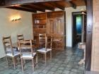 Les Eglantines - Meublé duplex J : la salle à manger