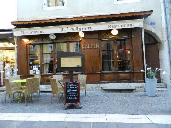 G te les eglantines la java des flacons annecy le vieux - Restaurant avenue du petit port annecy ...